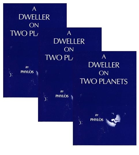 A DWELLER ON TWO PLANETS – Soft Cover