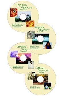 Lemurian Viewpoint - CD Bundle (vol. 1-4)