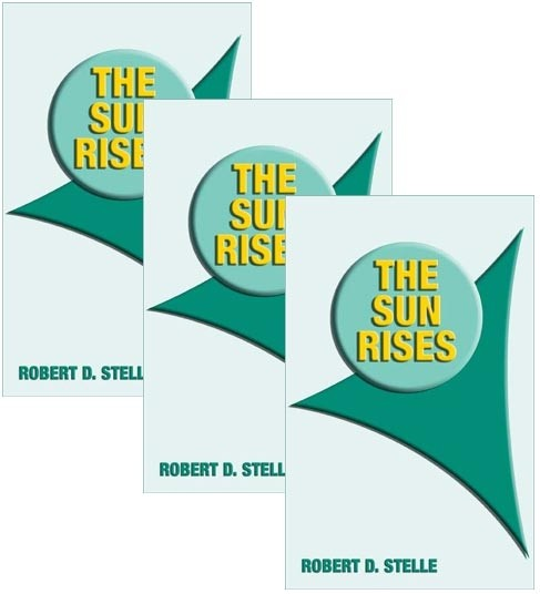 THE SUN RISES - Hard Cover