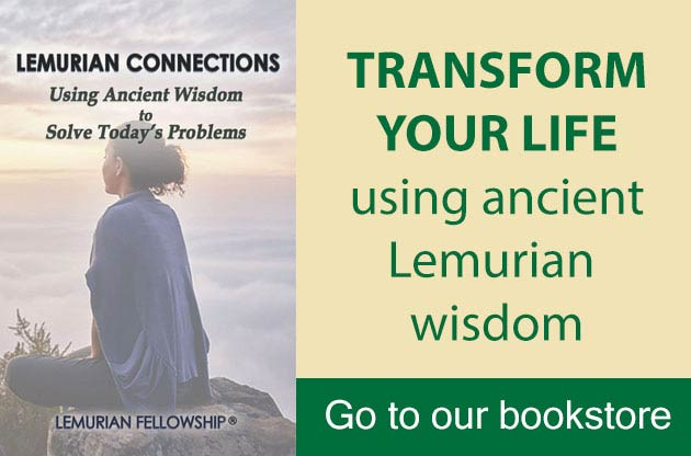 Lemurian Connection Book